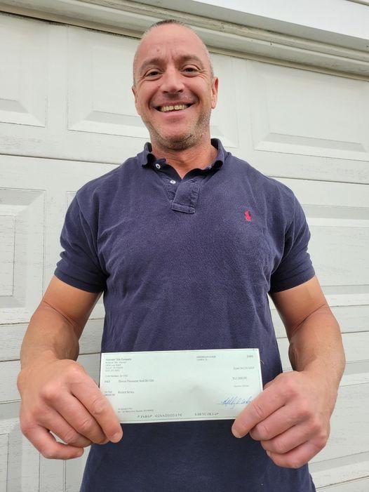 Robert Scheu Makes 11K